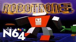 Robotron 64 - Nintendo 64 Review - HD