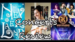 NEVERLAND And MUSIC COLOSSEUM - Concert Review (Eng Subs)