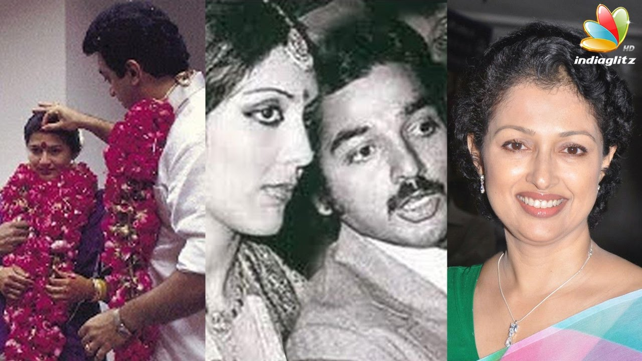 Kamal Hassan Wife Gouthami