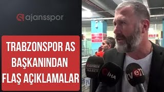 TRABZONSPOR - Ünal Karaman istifası I NDiaye transferi I Sosa ve Novak'ta son durum ..