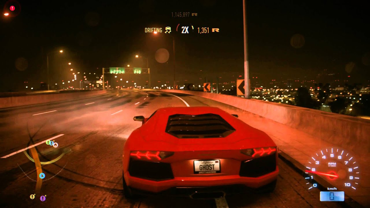 need for speed 2015 ps4 lamborghini aventador youtube