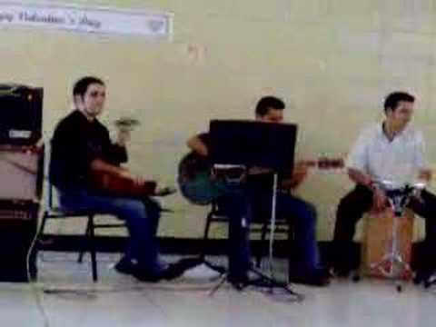 "grupo musical ""ZEN"" (Adrian, Antonio, Jesus, Andres,Luis)"