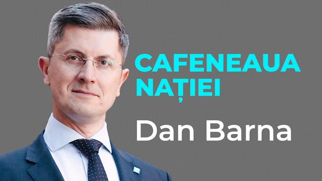 Dan Barna, la Cafeneaua nației
