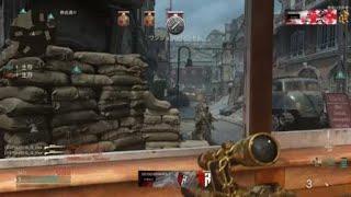 Call of Duty®: WWIIサーチでQuad feed !