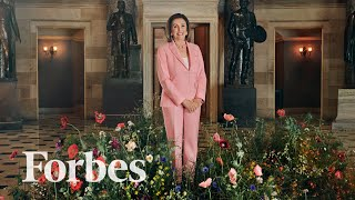 Speaker Nancy Pelosi Shares Career Lessons And The Mentality That Keeps Her Going