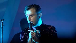 Hurts - Magnificent (Live in @St.Petersburg) 06.11.2017