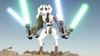 ГЕНЕРАЛ ГРИВУС в LEGO Star Wars: The Force Awakens! (DLC)