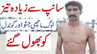 Zill Husnain Vs Naveed All Open Kabaddi Match 2019 - Guddu Pathan Vs Azad Khan