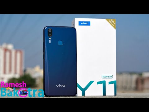 Vivo Y11 Unboxing and Full Review