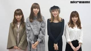 SILENT SIREN   Skream! インタビュー http://skream.jp/interview/2017...