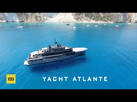 Motor Yacht Atlante 55 Meters - Summer Fun