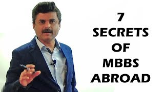 7 SECRETS OF MBBS ABROAD | MOKSH MBBS
