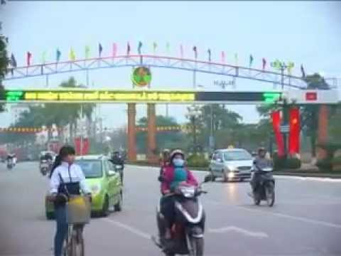 Bắc Giang - Thành phố trẻ
