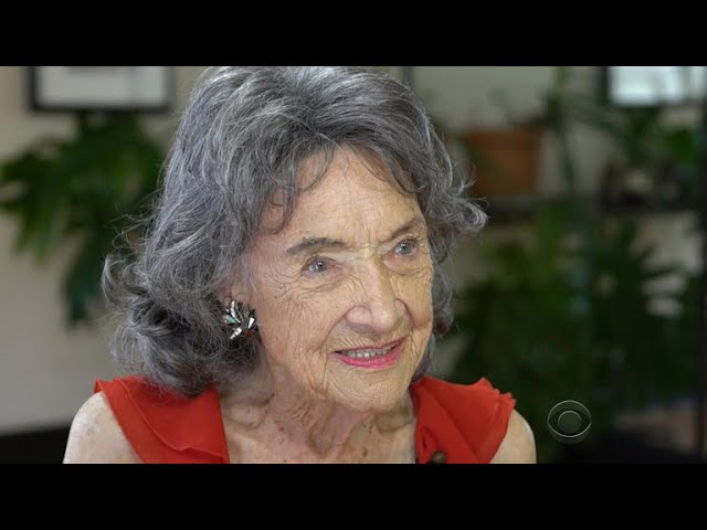 100 Year Old Yoga Instructor Ballroom Dancer On Life Well Lived Youtube