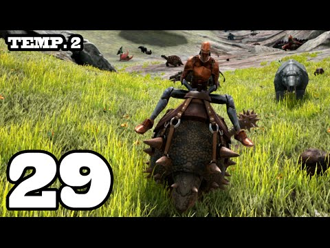 EL BICHO-BOLA!! ARK: Survival Evolved #29 Temporada 2