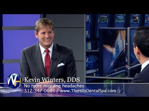 Treating Migraine Headaches and Jaw Pain with Austin, TX dentist, Kevin Winters, DDS