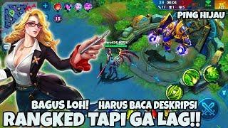 MOBA GRAPHIC JANGAN DI TANYA!! RANKED NO LAG KOK!! HEROES ARENA