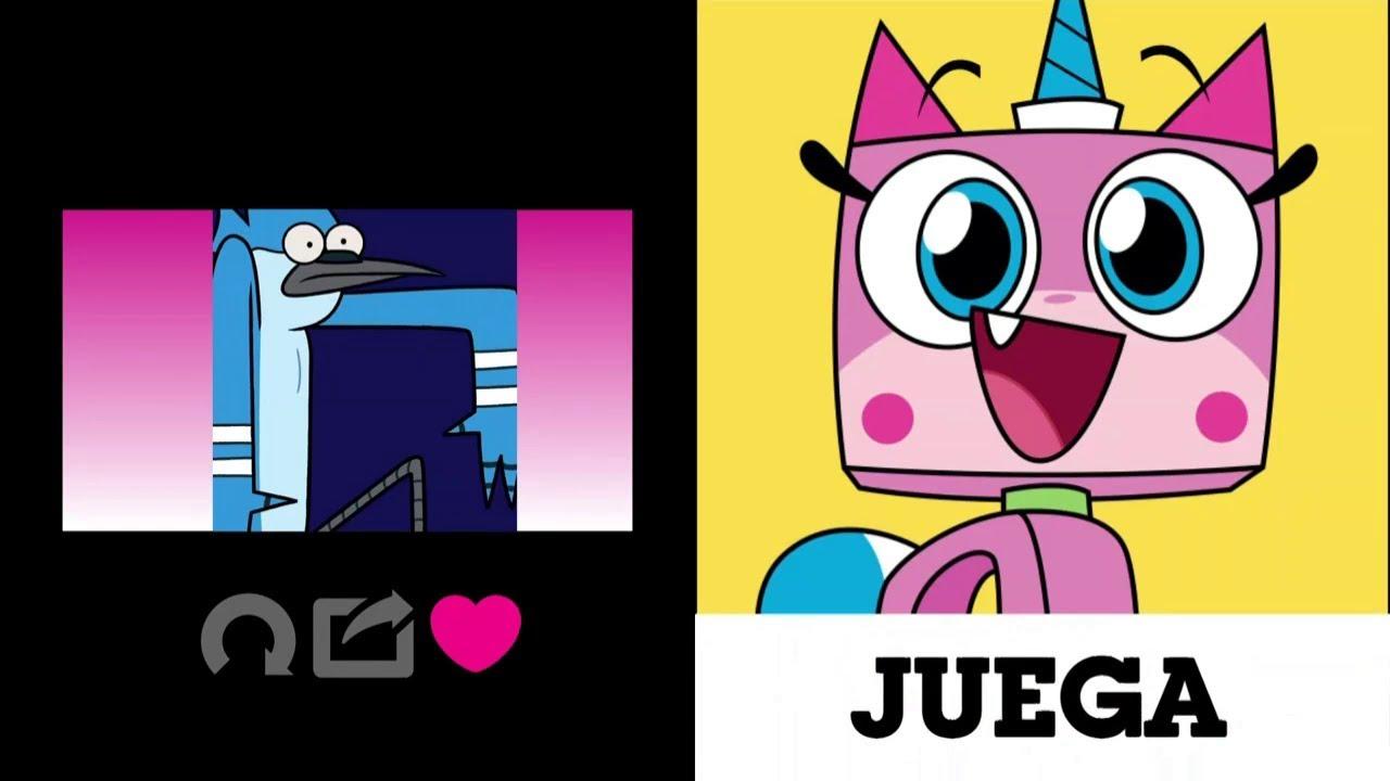 Cartoon Network Argentina App Promo Cn Anything Octubre 2018 Youtube