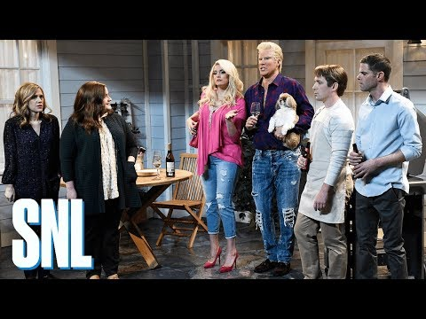 The Cast Couldn't Help But Crack Up During This Hilarious 'SNL' Reality TV Sketch