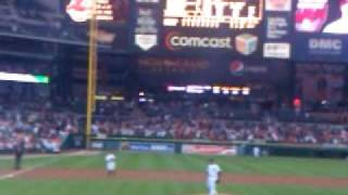 Armando Galarraga Robbed of Perfect Game - Blown Call by Umpire -  Indians vs Tigers 06/02/10
