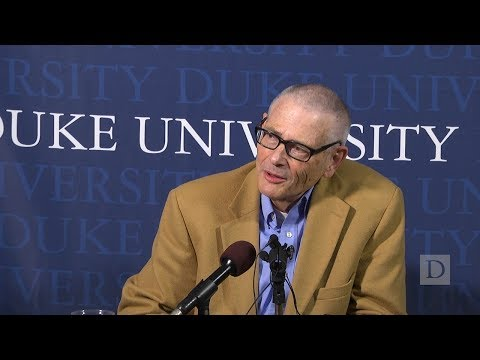 Duke Professor Emeritus Reflects on Billy Graham's Humble Character