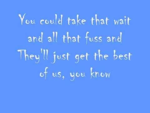 Incubus - Look Alive (Lyrics)