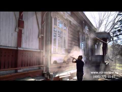 видео: Как удалить краску с дерева