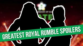 SPOILERS For The WWE Greatest Royal Rumble