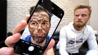 Test extrême de l'iPhone X