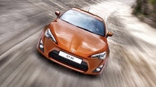 Toyota Gt86 Mega Review — From Carbuyer, Auto Express And Evo (Subaru Brz, Scion Fr-S)