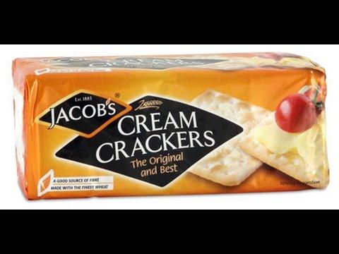 30 Cream Cracker Challenge! 100 Subs!