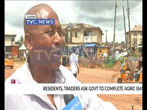 Residents, traders ask government to Agric-Ishawo road