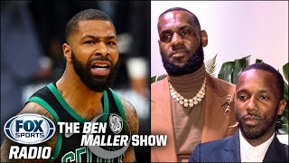 Did Rich Paul and LeBron Sabotage Marcus Morris' Deal With the Clippers?