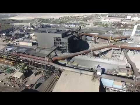 Arizona Mining Review V.41: Joe Wilhelm ASARCO's Hayden Smelter