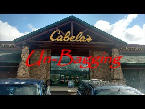 Cabela's Un Bagging (Bass Fishing)