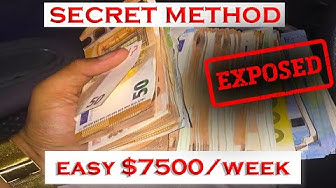 How To Make Money Online - Method How I Made Quick Cash