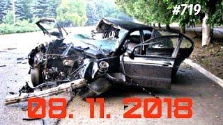☭★Подборка Аварий и ДТП/Russia Car Crash Compilation/#719/November 2018/#дтп#авария