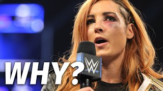 Why Becky Lynch Missing Survivor Series Is WWE's Perfect Accident
