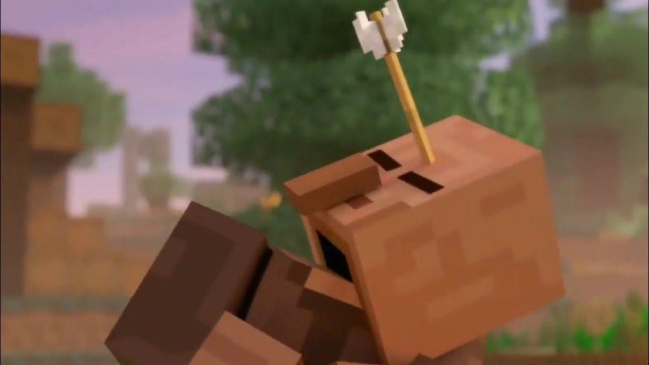 Nhạc Phim Minecraft : Cuộc Chiến Dân Làng -EDM Remix Cực Hay