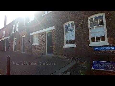 South Stables, Historic Dockyard (Virtual Tour)