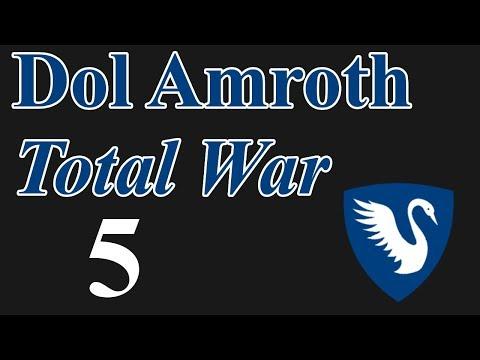 TATW: Divide & Conquer V2, Dol Amroth Total War - 5, Dúnedain Vs Dúnedain