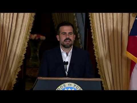 Gobernador Puerto Rico Pide Perdón Por Tratogrosero Contra Funcionaria En Chat