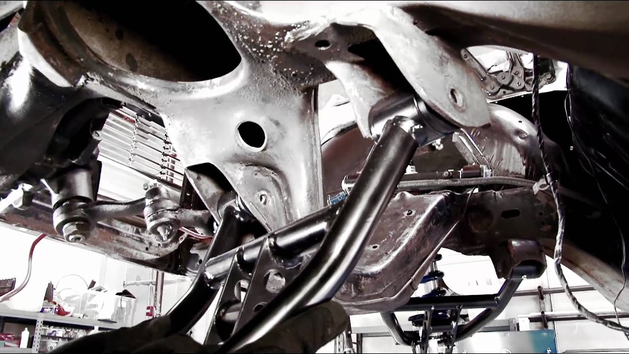 Power Stop Brakes >> PowerTV 1964 Project Chevelle Upgrades With New Suspension ...