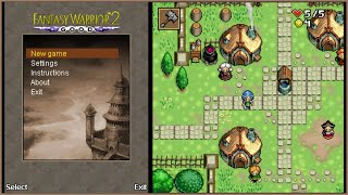 Fantasy Warrior 2: Good playthrough [Longplay]