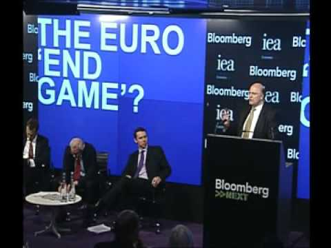 The Euro 'end game'?