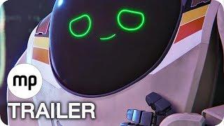 Das Mädchen und ihr Roboter Trailer Deutsch German (2018) Netflix Animationsfilm