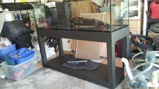 160 Gallon Cad Lights Fish Tank