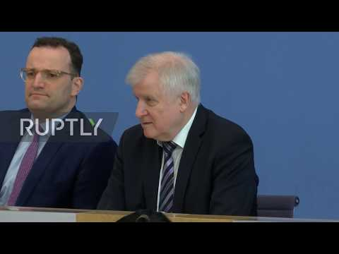 """Germany: We""""ll Be Able To Handle Situation - Health Minister On Coronavirus Outbreak"""
