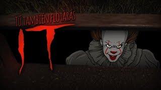 IT: TÚ TAMBIÉN FLOTARÁS ⭐️ Vídeo Reacción - VR 360º | iTownGamePlay