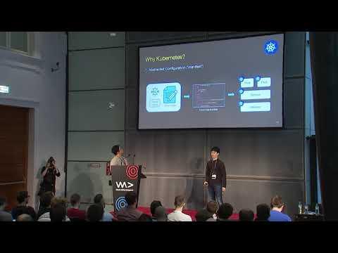 Building A Data Platform With Apache Spark On Kubernetes—Jihwan Chun & Gyutak Kim